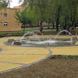 Kaszinó park